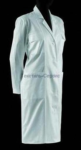Как сделать белый халат